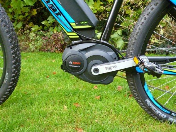 North Yorkshire Electric Bikes Bergamont Roxtar C 8